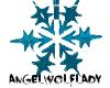 [A]BlueSparkle Snowflake