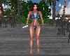 ATS~MsBlu Bikini Barmaid