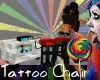 Tattoo Chair Parlor 2