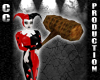 CC Harley Quinn Hammer