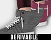 h. Sneakers Wings F