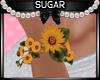 Summer Flower Bracelet L