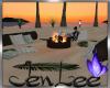 JSW Cortez Fire Pit