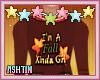 ! KID Fall Kinda Girl