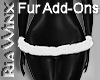 Sleek Fur Add-On Hips