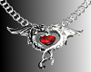 SL Dragon Heart Necklace