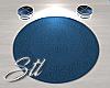Prestige Blue Rug