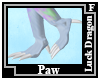 Luck Dragon Paw
