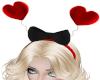 Child Valentine Headband