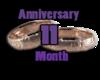 11 Months Anniversay