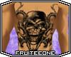 ~FO~Muscled Skull Tat 2