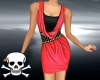 !Cowl Dress ~ Ruby