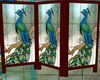 Peacock Screen