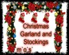 Garland and Stockings
