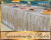 I~Beach Buffet Table