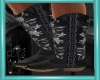 CW Teal Cowgirl Boots