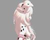 {F} Dalmatian Hair V4