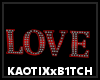 Love Sign Derivable