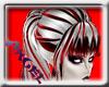 Malvina Silver Red
