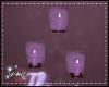 D- BByKs Wall Candles