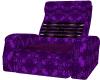 Purple Ani Recliner