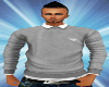 Armani Grey Jumper