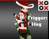 Huggable Santa Doll