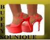 BSU Red Lite&Dark Heels