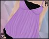 M| Babydoll Purple