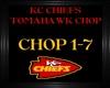 KC Tomahawk Chop