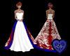 (CR) RWB Wedding Gown