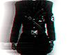 [R] Black Officer's Coat