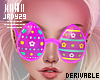 <J> Drv Egg Sunglasses L