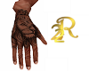 R22 Hand Lion King Tatto