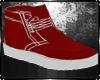 Xmas Mistletoe Shoes