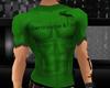 [LCG] A&F Green T-Shirt