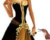 Bridesmaid in Gold