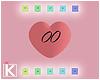 |K Neon Heart DERV