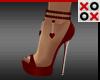 Red Carpet Heels