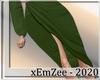 MZ - Rena Skirt Olive