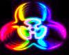 (R)Rainbow Neon Rod