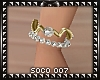 Geo GoldSilver Bracelets