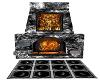 phantom opera fireplace