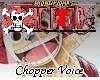 [Sasu]Chopper Voice JP