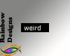 [RD] Weird Black & White