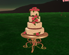 Wedding Garden Cake