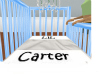 Lil Carter Baby Boy Crib