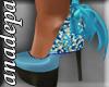 [A&P]turquesa shoes