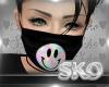 *SK*SMILEY MASK