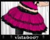[V7] Pink Tulle Skirt